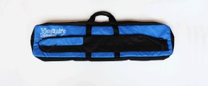 Glider bag 1250 mm blue