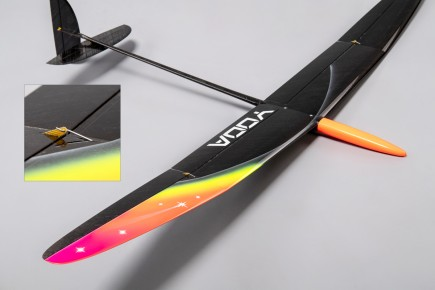 yoda f3k wing technology